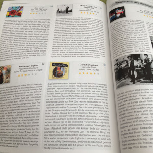 review blues